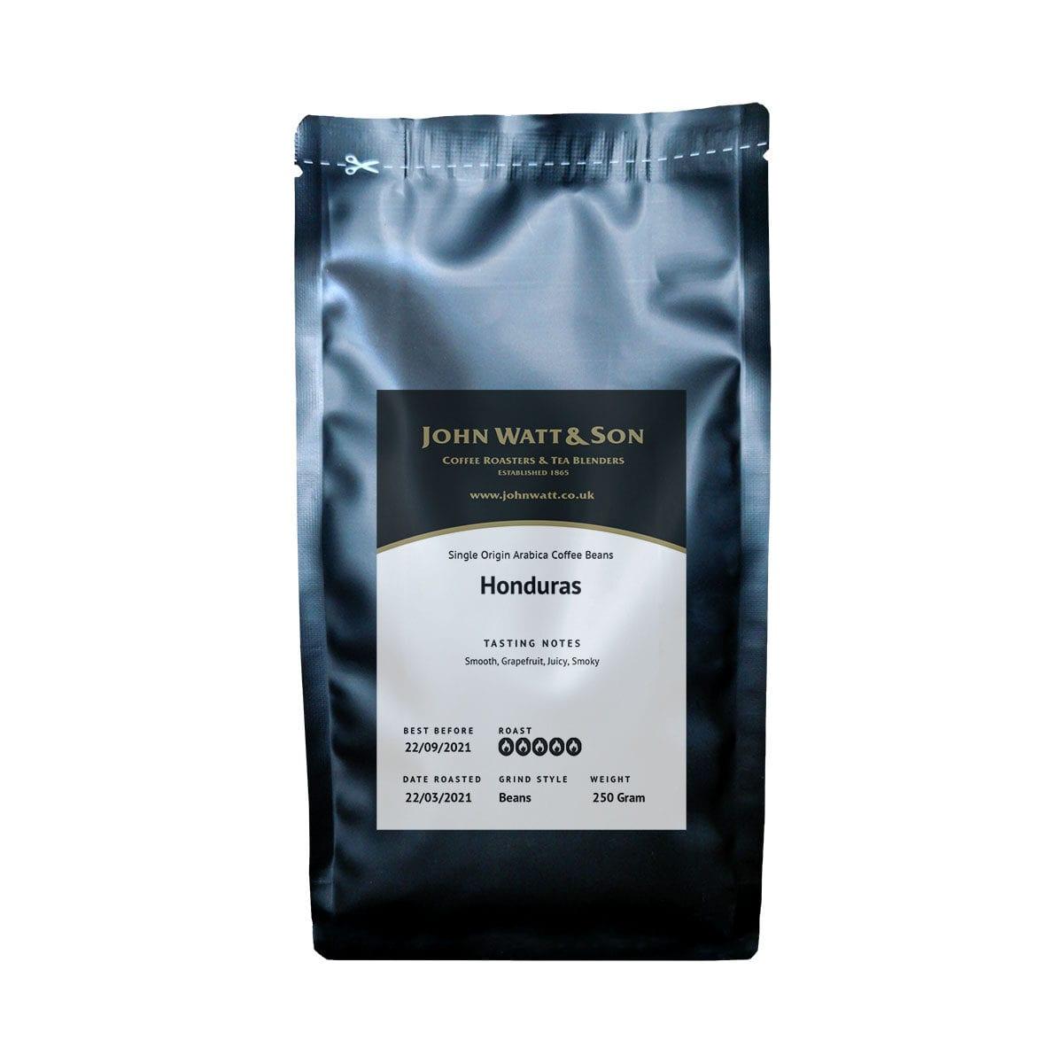 Honduras Dark Roast Coffee