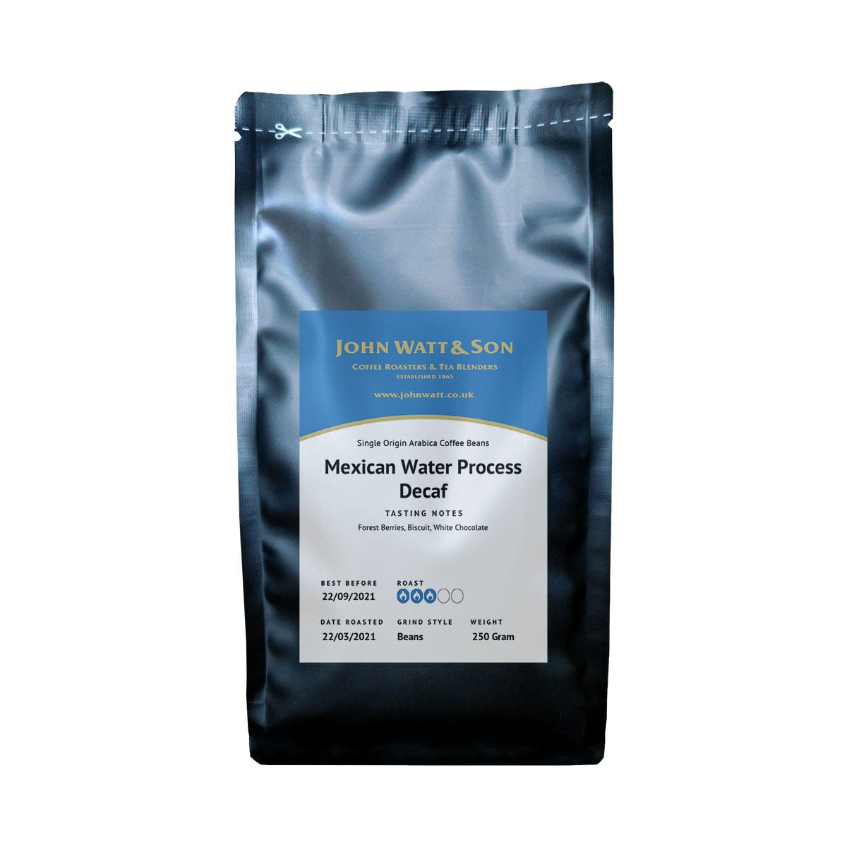 Mexican Water Process Decaf