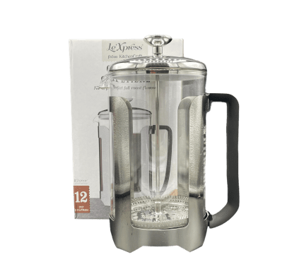 !2 Cup Cafetiere
